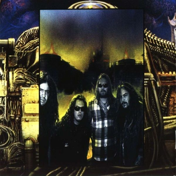 Sepultura - Chaos A.D. (1993)