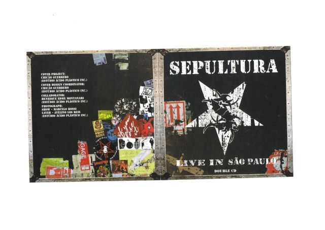 Live in São Paulo (2005)