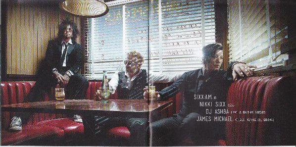 Modern Vintage (2014) - Sixx:A.M.