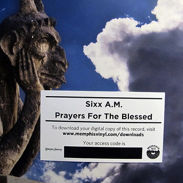 Prayers For The Blessed, Vol. 2 (2016) - Sixx:A.M.