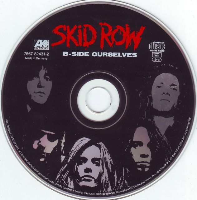 Skid Row - B-Side Ourselves (1992)