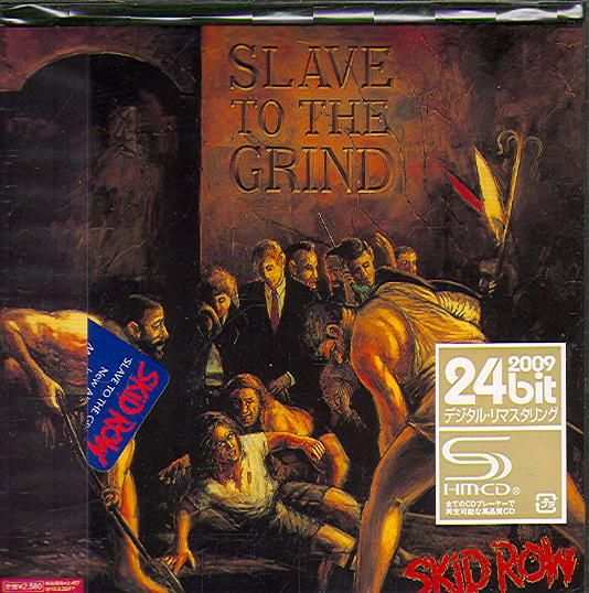 Slave to the Grind (1991) - Skid Row