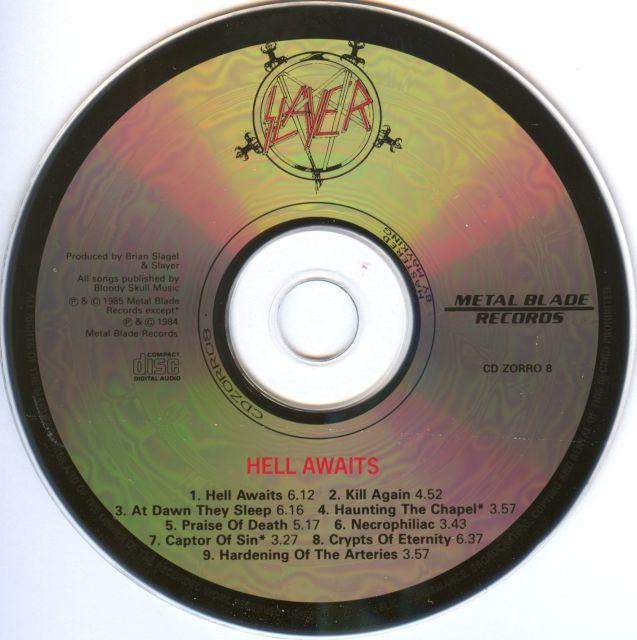 Hell Awaits (1985)