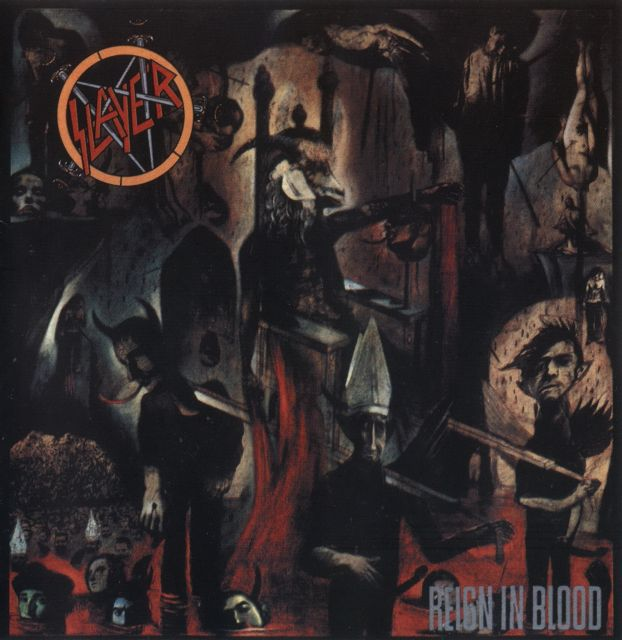 Reign in Blood (1986)