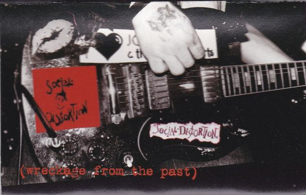 Social Distortion - Mainliner: Wreckage from the Past (1995)