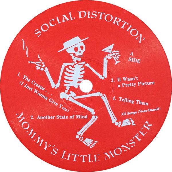 Social Distortion - Mommy's Little Monster (1983)