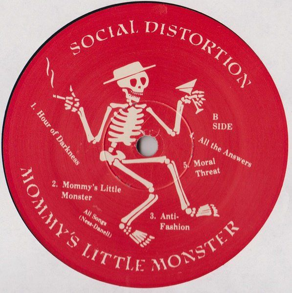 Social Distortion - Mommy's Little Monster (1983)