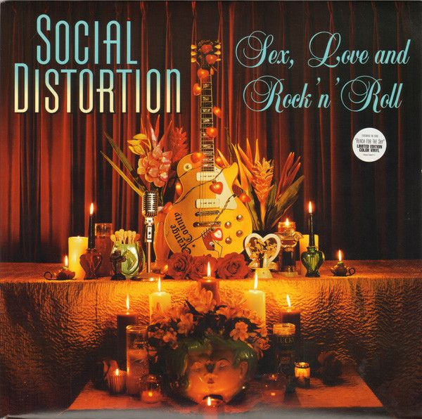 Social Distortion - Sex, Love and Rock 'n' Roll (2004)