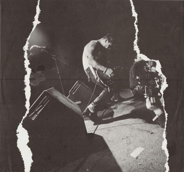 Social Distortion - Social Distortion (1990)