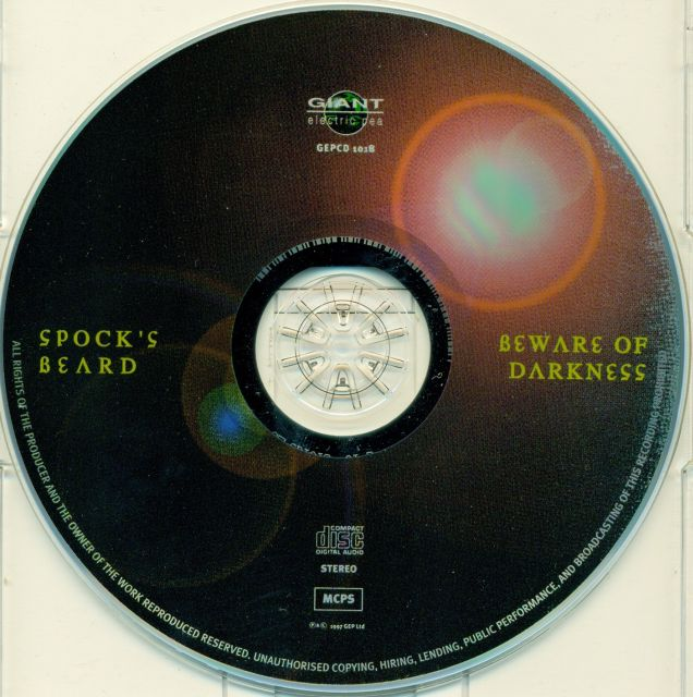Spock's Beard - Beware of Darkness (1996)