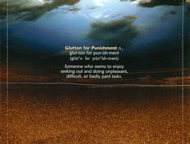 Gluttons for Punishment (2005)