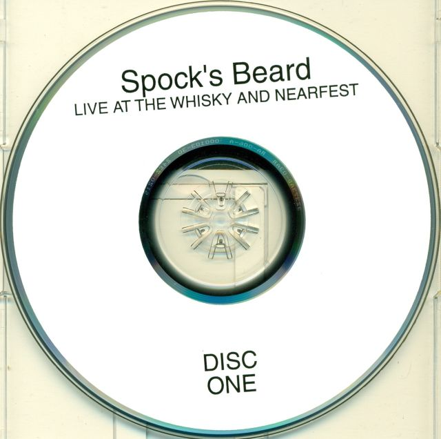 Live at the Whisky and NEARfest (1999)