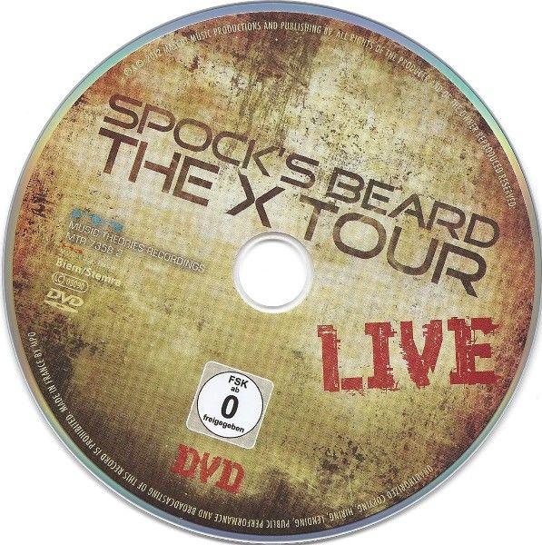 The X Tour Live (2011)