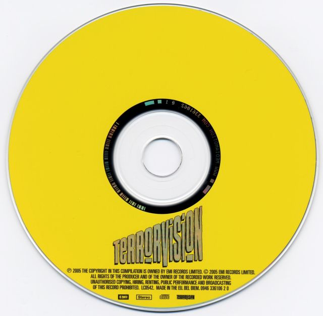 Terrorvision - B Sides And Rarities (2005)