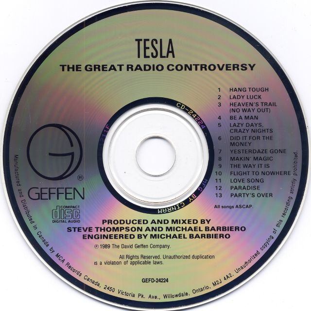 The Great Radio Controversy (1989)