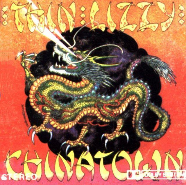 Thin Lizzy - Chinatown (1980)