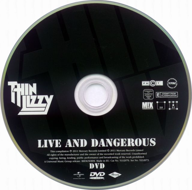 Live and Dangerous (1978)