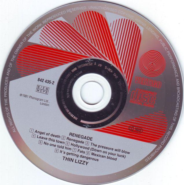 Renegade (1981)