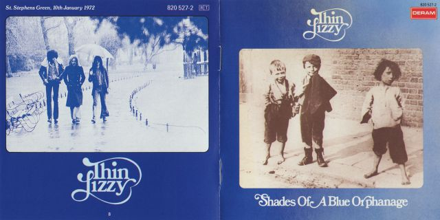 Shades of a Blue Orphanage (1972)