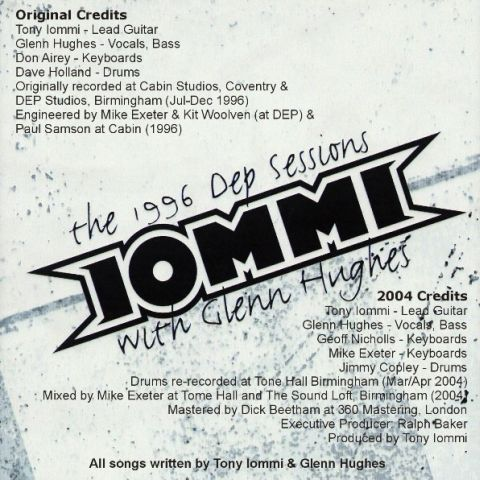 The 1996 DEP Sessions (2004)
