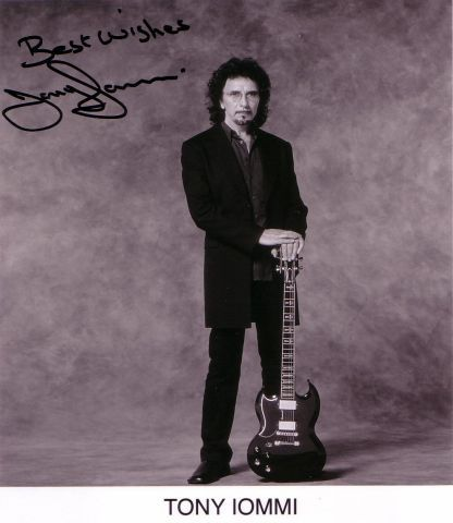Tony Iommi