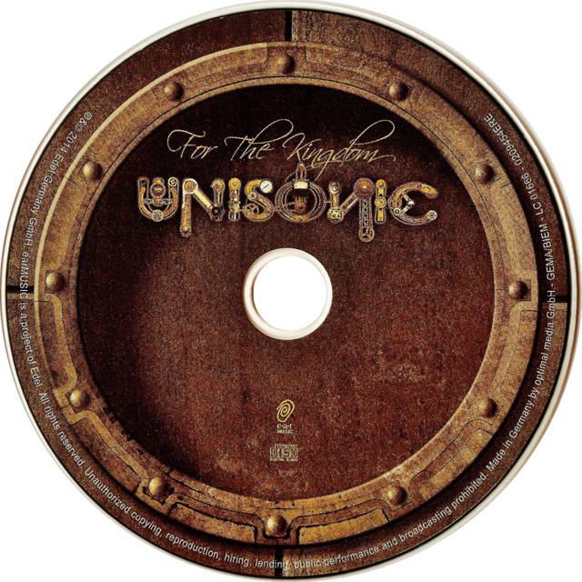 For the Kingdom (2014) - Unisonic