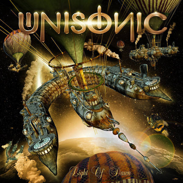 Light of Dawn (2014) - Unisonic