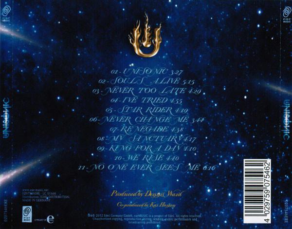 Unisonic (2012) - Unisonic