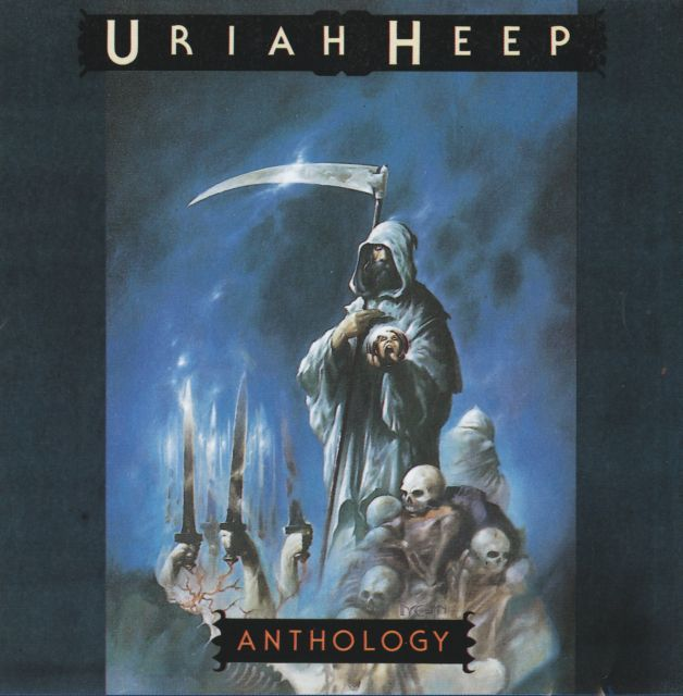 Uriah Heep - Anthology (1985)