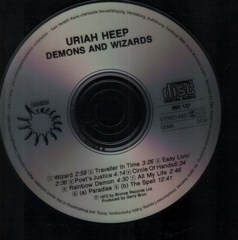 Demons and Wizards (1972)