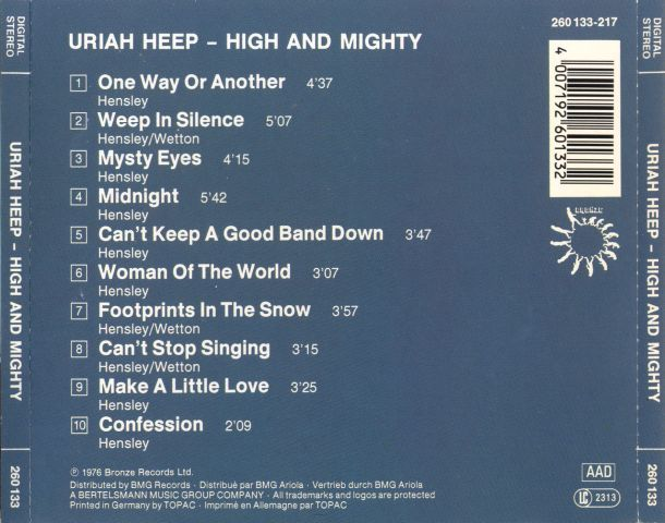 High and Mighty (1976)