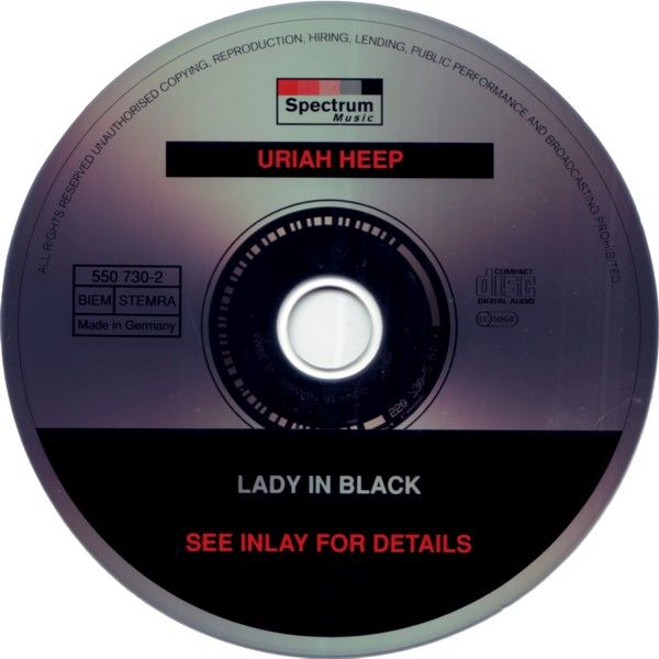 Lady In Black (1994)