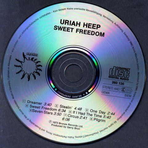 Sweet Freedom (1973)
