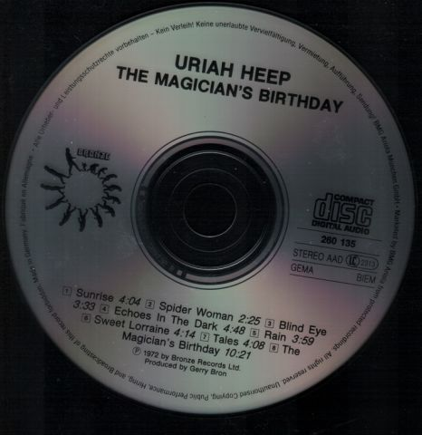 The Magician's Birthday (1972)