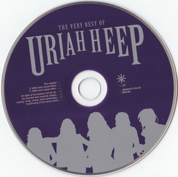 The Very Best Of Uriah Heep (2006)