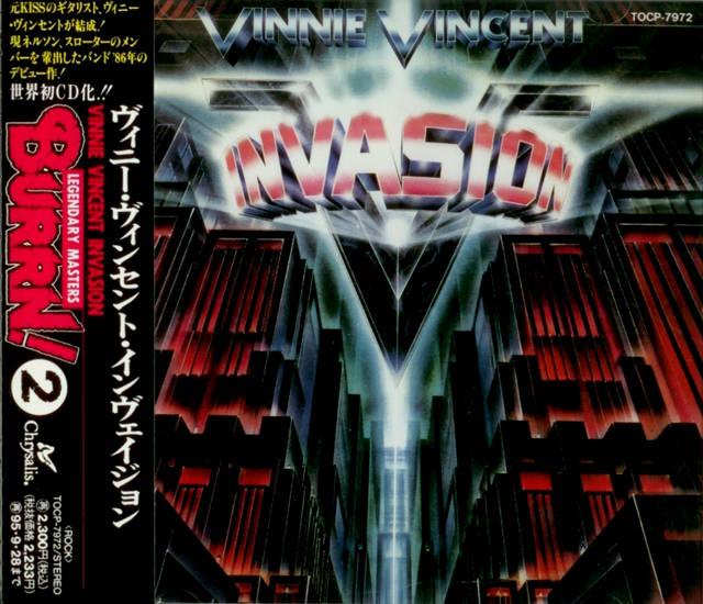 Vinnie Vincent Invasion (1986)
