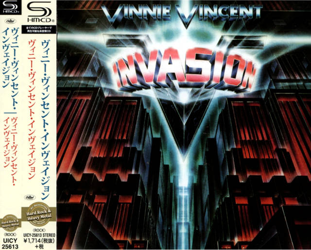 Vinnie Vincent Invasion (1986)