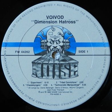 Dimension Hatröss (1988)