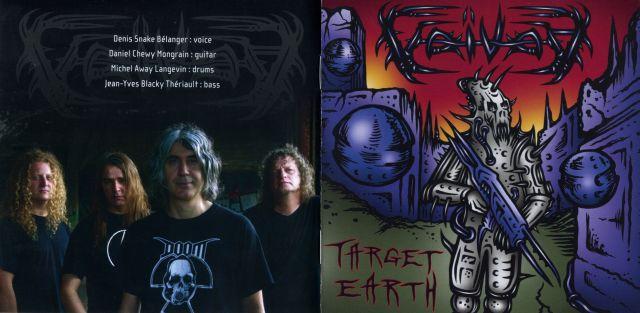 Target Earth (2013)