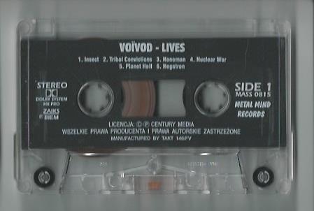 Voivod Lives (2000)