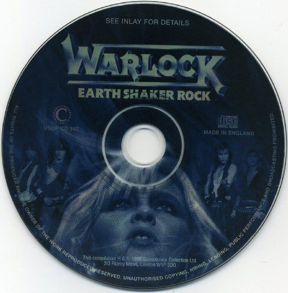 Earth Shaker Rock (1999)