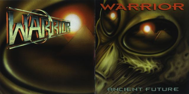 Warrior - Ancient Future (1998)