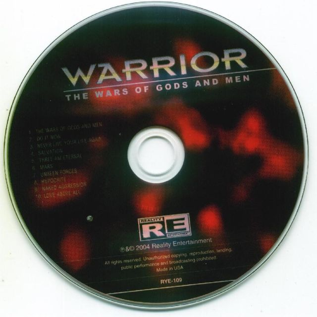 The Wars Of Gods And Men (2005)
