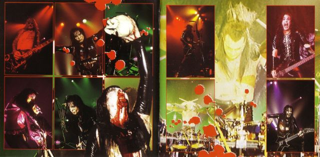 W.A.S.P. - Double Live Assassins (1998)