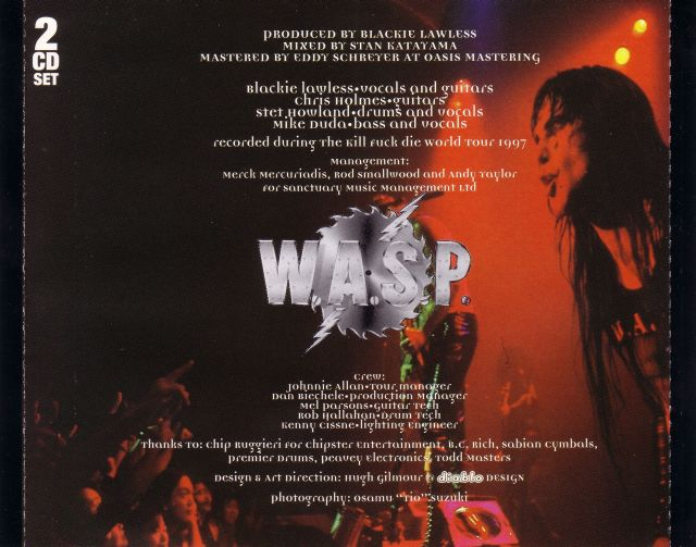 W.A.S.P. - Double Live Assassins (1998)