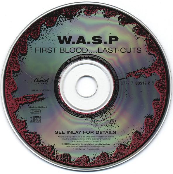 W.A.S.P. - First Blood Last Cuts (1993)