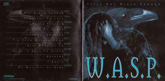 W.A.S.P. - Still Not Black Enough (1995)