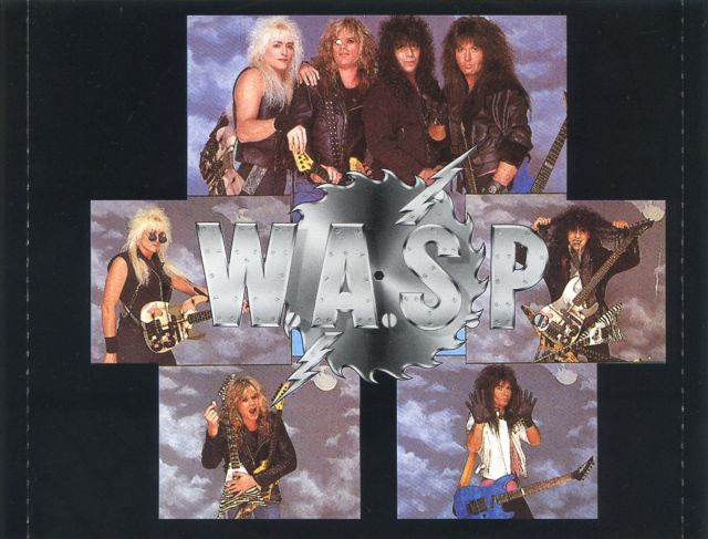 W.A.S.P. - The Headless Children (1989)