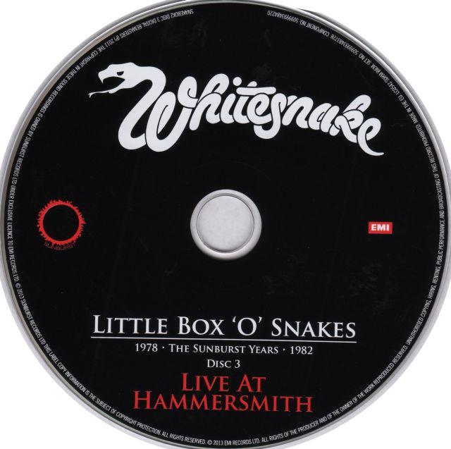 Live at Hammersmith (1980)
