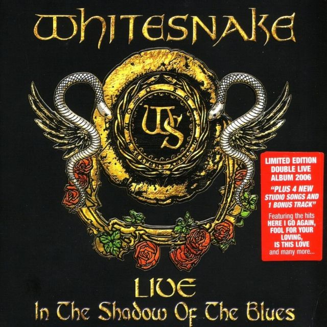 Live: In The Shadow Of The Blues (2006)
